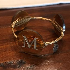 Bourbon and boweties bangle